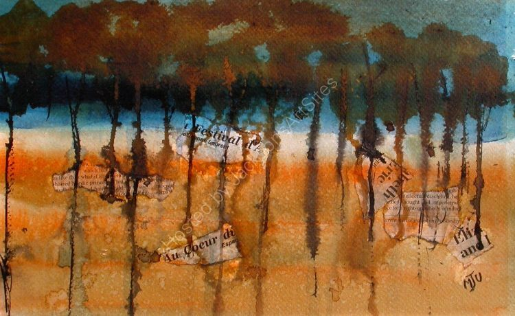 Water Meadow No2  SOLD
