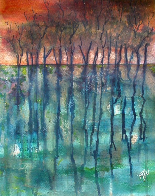 Water Meadow No3  SOLD