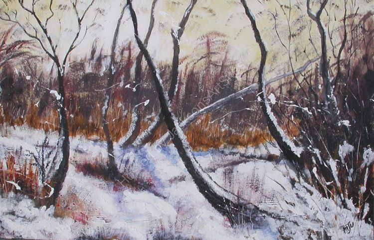 Winter Scene No2