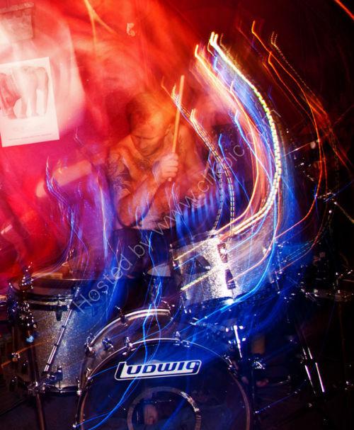 Dynamite drummer
