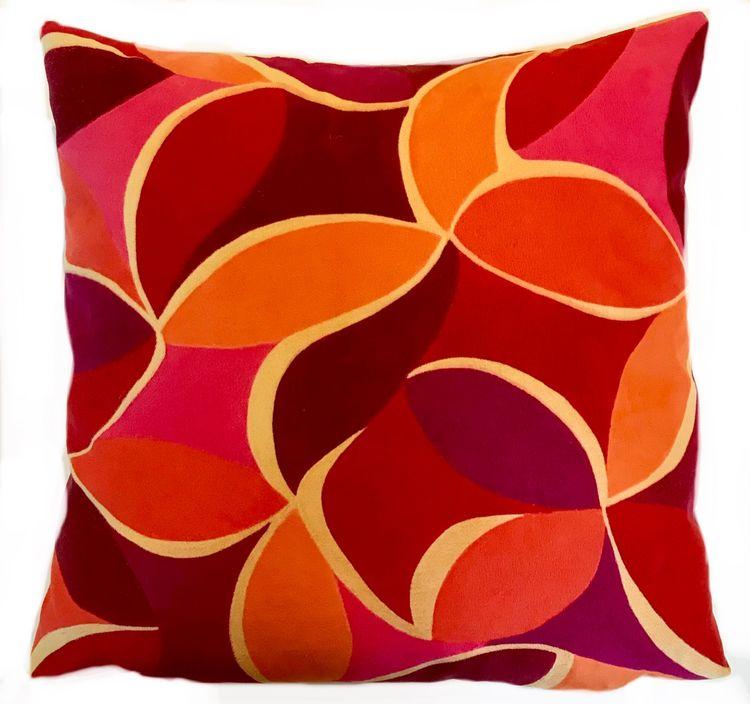 """""""Moroccan Days"""" Cushion"""