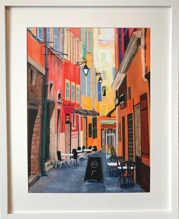 Streets Of Nice II