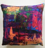 """Passing By"" Cushion"