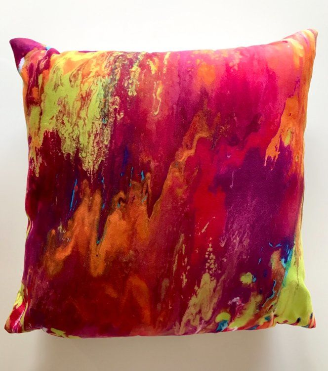 """Euphoria "" cushion"