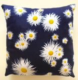 """Crazy Daisy"" cushion"