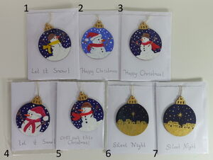 ornament cards