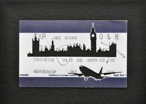 Please Mind The Gap: Paddington to Heathrow