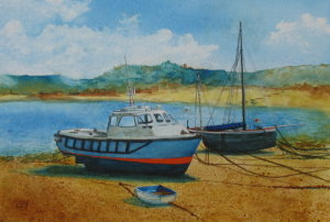 Scilly Isle Boats