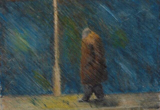 Homeless Man (John)