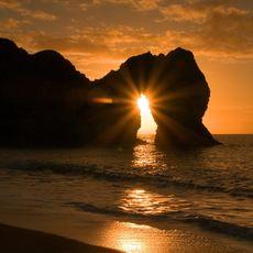 Durdle Door Sunrise