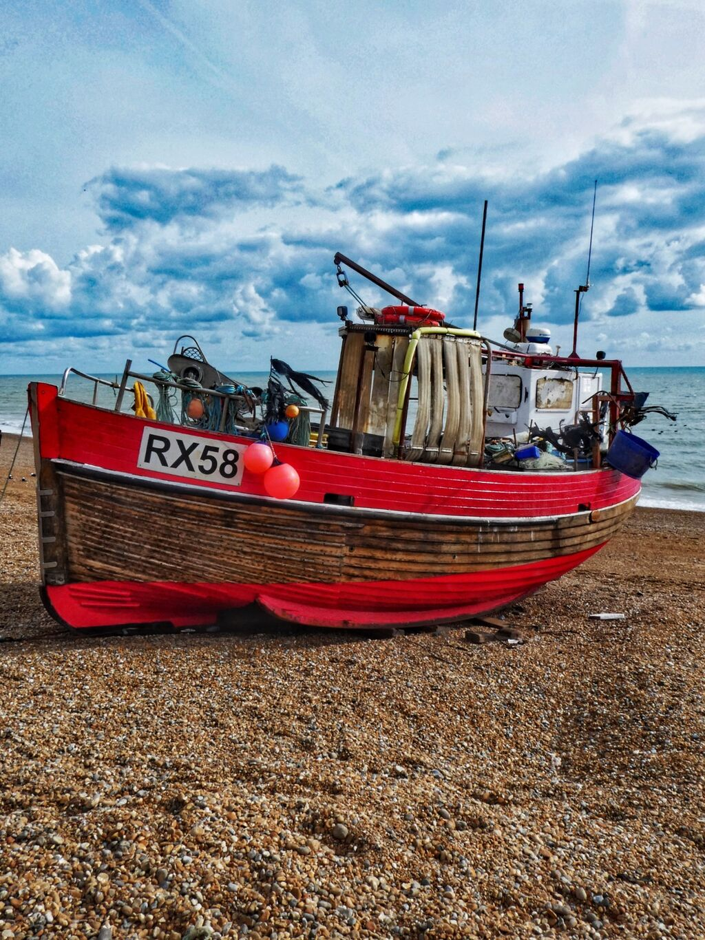 RX58 at Hastings