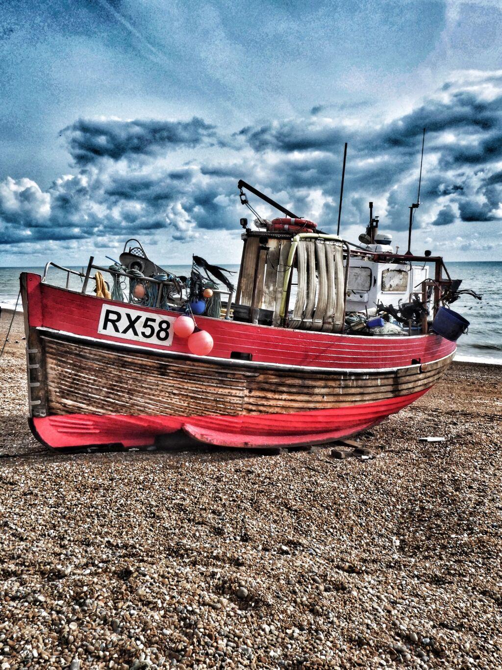RX58 at Hastings,Snapseed Edit