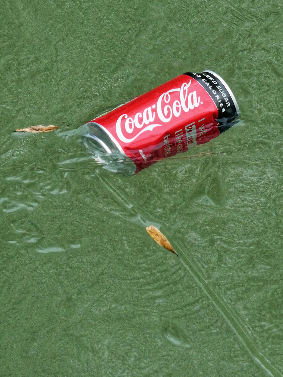Ice Cold Coke, Oxford Canal