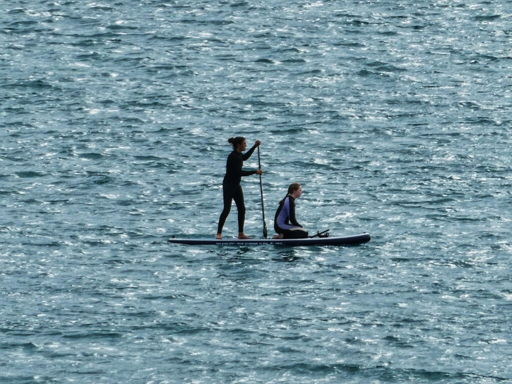 Broad Haven Paddle Boarders