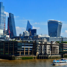 """The Leadenhall Building and The """"Walkie Talkie"""""""