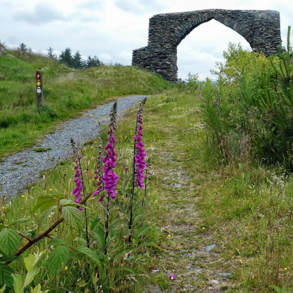 The Arch, near Cwmystwyth