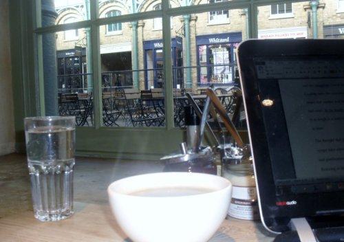 32.  Le Pain Quotidien, Covent Garden, London