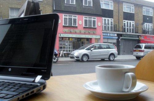 36. Lot 107 Cafe, Wood St, E17