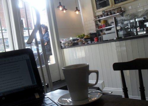 38. Highness Cafe' & Tea Room, Highbury Park, N5
