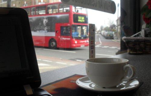 40. Cafe' Mondial, High Road Leyton, E10