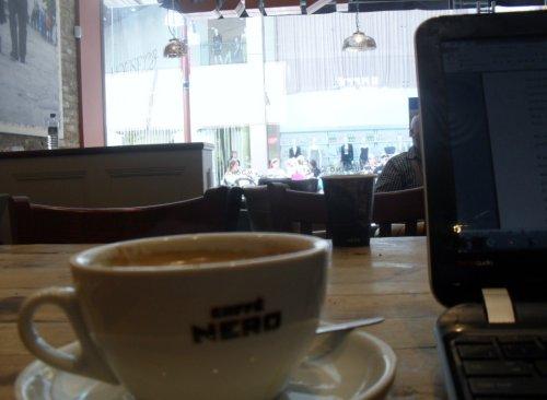 47. Caffe Nero, Westfield, Stratford City