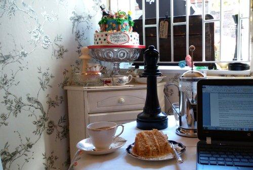 50. Hillman's Tearoom, Wood Street, E17