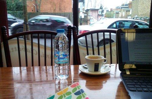 61. Cafe' N5, Highbury Park, N5