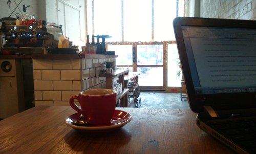 69. Craving Coffee, Markfield Rd, N15