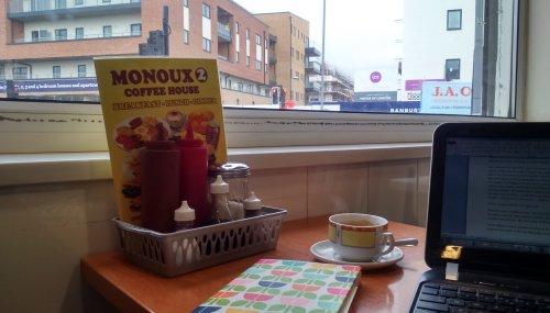 71. Monoux2 Coffee House, North Countess Rd, E17