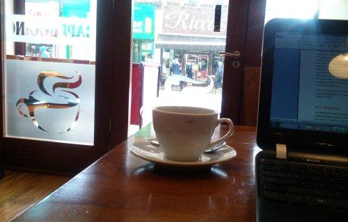 72. Rio Cafe', High St, E17