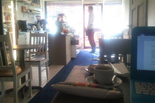 82. Cafe Luna, Forest Rd, E17
