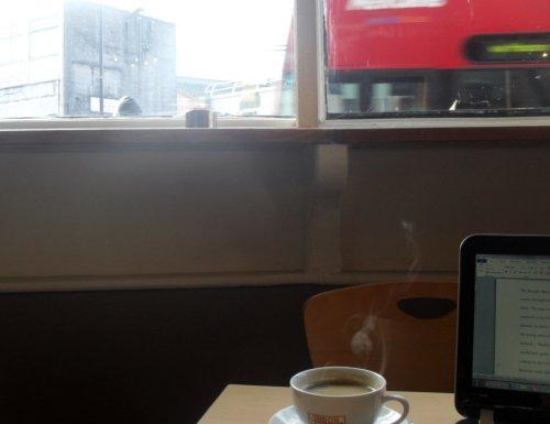 27. Amici Coffee Deli, Highbury Corner, N5