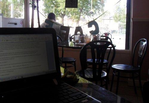 8. Bonito Cafe', Wood Street