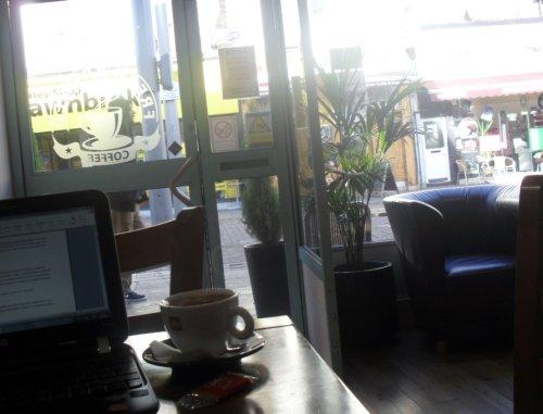 4. Cafe Prima (Lattelicious Coffee Lounge), High St, E17