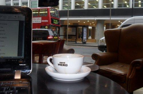 29. Caffe' Nero, City Road, EC1Y