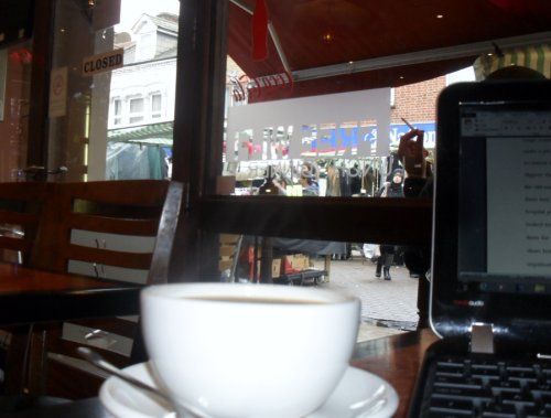 15. Coffee Beans Market, High Street, E17