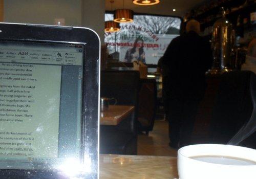 18. L'Hirondelle Coffee Shop, Hoe St, E17