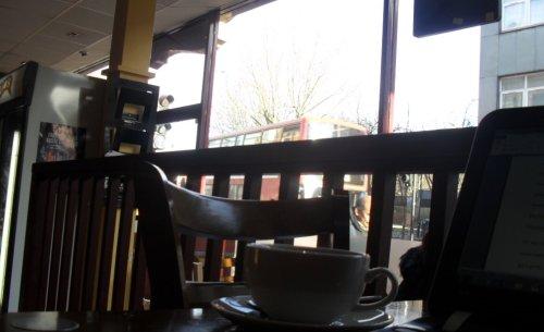6. Rio's Coffee Lounge, Hoe St, E17
