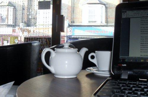 21. Serena Coffee Bar, Hoe St, E17