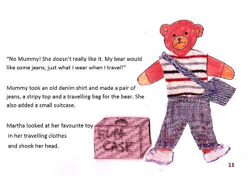 Teddy bear 1 page11