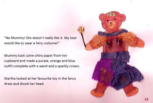 Teddy bear 1 page13