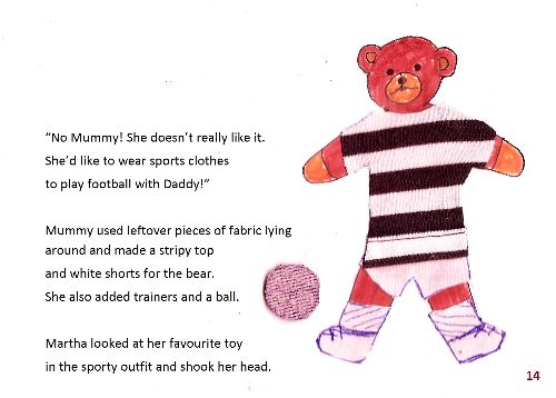 Teddy bear 1 page14