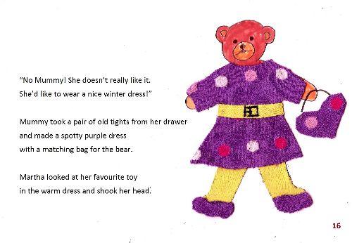 Teddy bear 1 page16