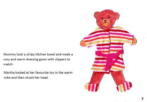 Teddy bear 1 page3
