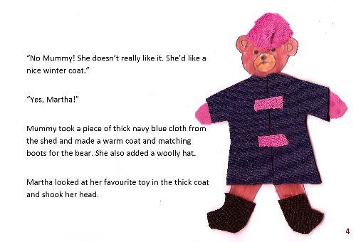 Teddy bear 1 page4