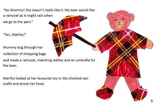 Teddy bear 1 page5