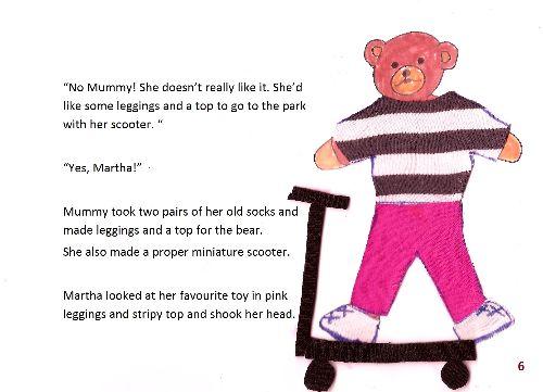 Teddy bear 1 page6
