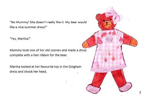 Teddy bear 1 page7