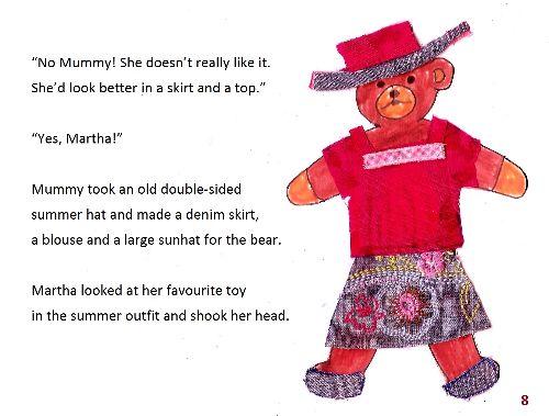 Teddy bear 1 page8