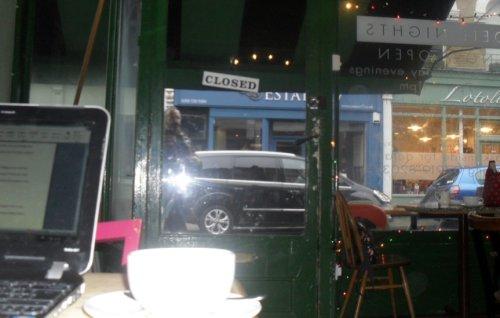 3. The Deli Cafe, Walthamstow Village, E17